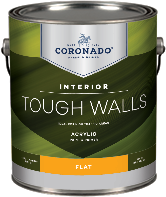 Harrison Paint Supply Tough Walls is engineered to deliver exceptional stain resistance and washability. The ideal choice for high-traffic areas, it dries to a smooth, long-lasting finish. Add easy application, excellent hide and quick drying power, Tough Walls is your go-to interior paint and primer. Available in five acrylic sheens—and one alkyd formula—the Tough Walls line includes solutions for all your interior painting needs.boom