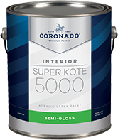 Harrison Paint Supply Super Kote 5000 is designed for commercial projects—when getting the job done quickly is a priority. With low spatter and easy application, this premium-quality, vinyl-acrylic formula delivers dependable quality and productivity.boom