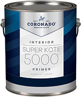 Harrison Paint Supply Super Kote 5000 Primer is a vinyl-acrylic primer and sealer for interior drywall and plaster. It is quick drying and is easy to apply. Super Kote 5000 Primer demonstrates excellent holdout, providing a strong foundation for latex or oil-based finishes.boom