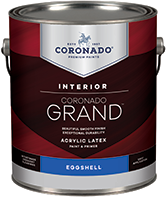 Harrison Paint Supply Coronado Grand is an acrylic paint and primer designed to provide exceptional washability, durability and coverage. Easy to apply with great flow and leveling for a beautiful finish, Grand is a first-class paint that enlivens any room.boom